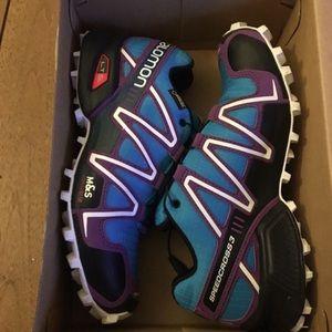 New -SalomonSpeedcross 3 Woman Size 38
